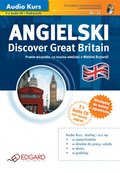 Angielski Discover Great Britain - audiokurs + ebook