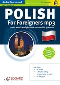 audiobooki: Polish For Foreigners mp3 - audiokurs + ebook